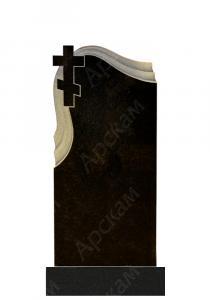 Крест с плащаницей 110х50