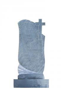 Мраморный памятник (2009) 100х45