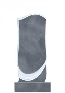 Мраморный памятник (2107) 110х45