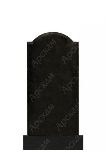 Гранитный памятник (плечики) 100х50