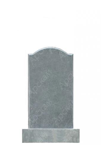 Мраморный памятник (плечики) 80х45