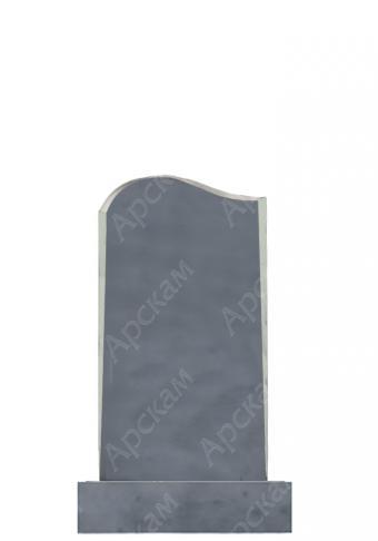 Мраморный памятник (волна) 80х45