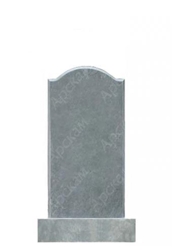 Мраморный памятник (плечики) 90х45