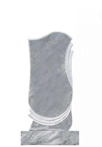 Мраморный памятник (2006) 100х45
