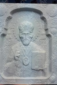 Николай Угодник из мрамора - 16